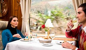 Hiram Bingham tren a Machu Picchu