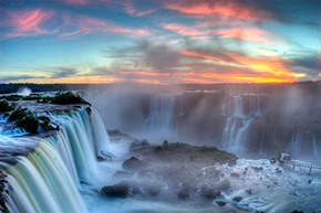 Iguazú Brasil Argentina