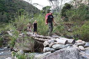 Camino Inca por la Selva