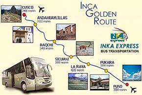 Cusco Puno Inka Express