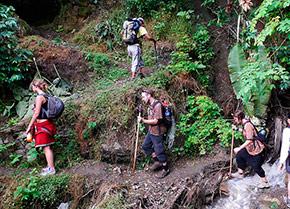 Inka Jungle a Machupicchu