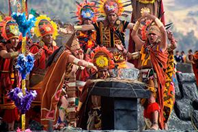 Inti Raymi Caremonia