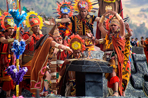Inti Raymi Ceremonia