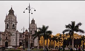 Ciudad de Lima Plaza de Armas