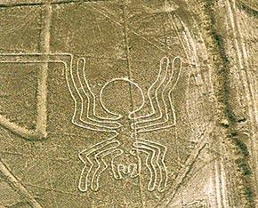 Sobre vuelo en las Líneas de Nazca