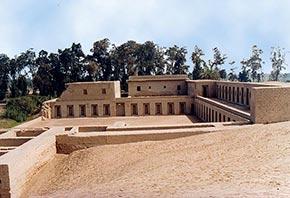 Pachacamac Lima