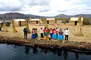 Tour Lago Titicaca Puno