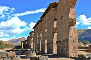 Templo Wiracocha Raqchi