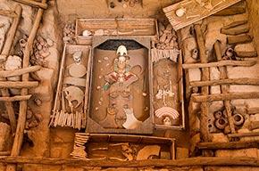 Señor de Sipan tumba