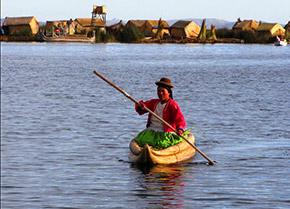 Tour en el Lago Titicaca Los Uros